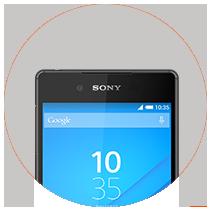 Sony Reparatur Wien, Sony Z5 Glas kaputt, Sony Z5 reparatur Wien