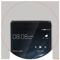 Huawei P9 Display Reparatur Wien, Huawei Glas kaputt, Huawei Glas tauschen